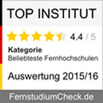TOP Fernstudienanbieter